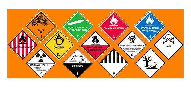 Vinyl (sticker) placards